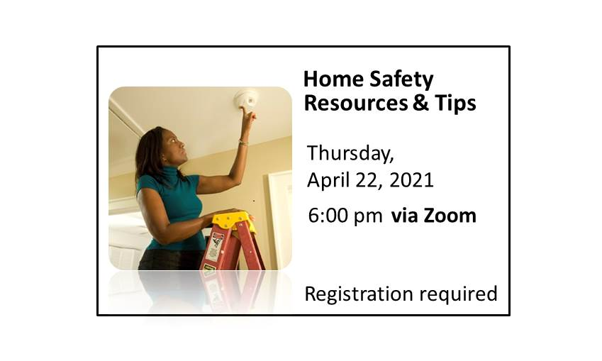 210406 Home Safety Resources and Tips event