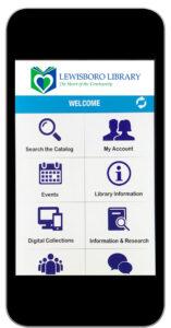 Lewisboro Library WLS App