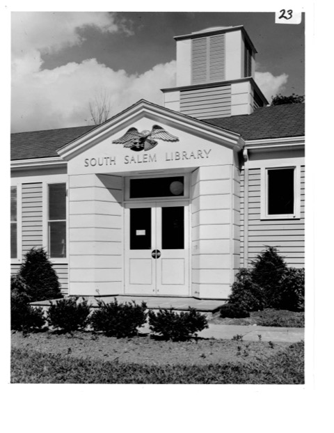 South Salem Library Building c. 1964