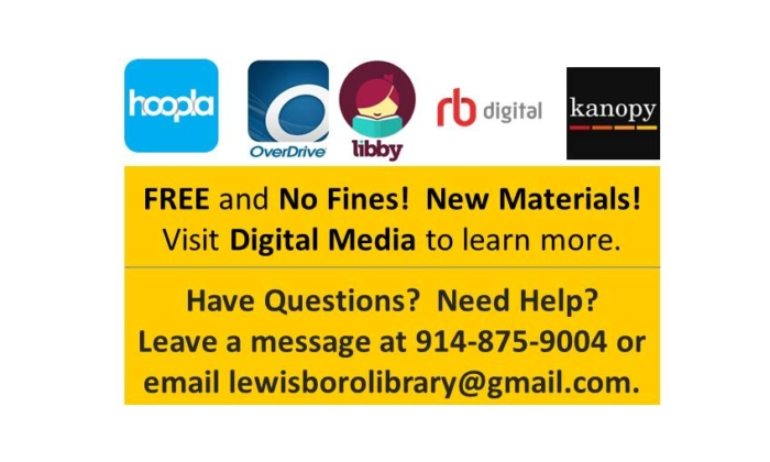 Digital Media Available