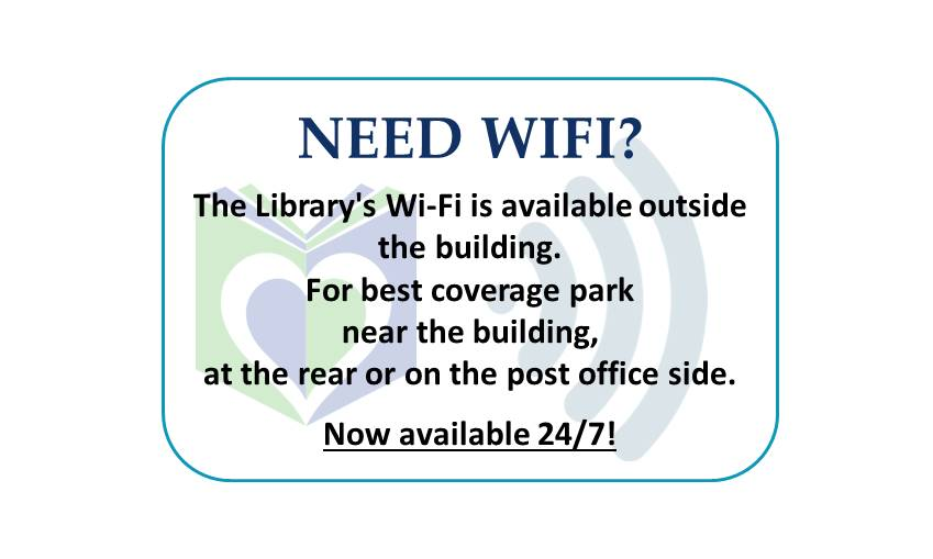 Free wifi 24 hours