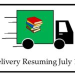 Delivery Service Resuming July 1