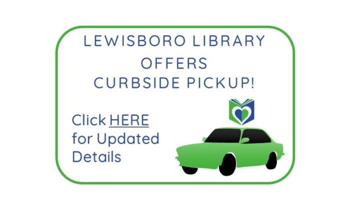 Curbside Pickup Updates