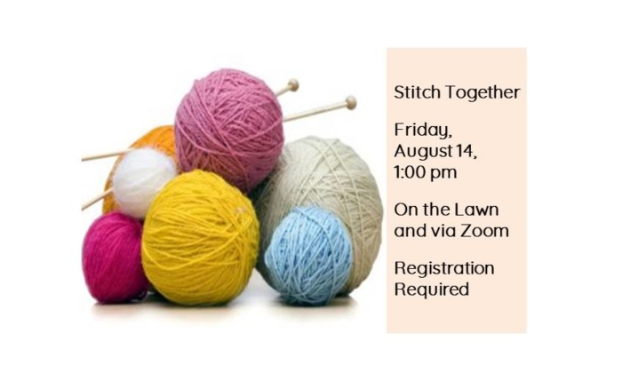 Stitch Together event