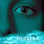 book jacket of face with breath