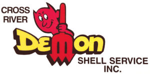 Cross River Demon Shell logo