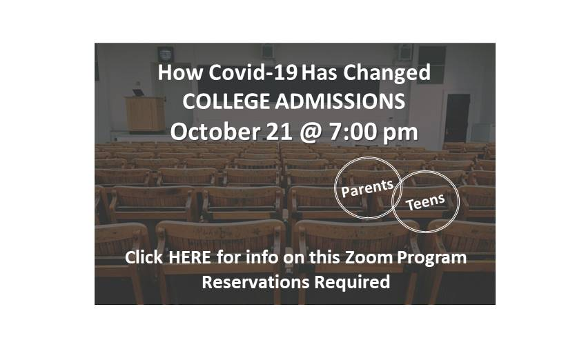 201021 How Covid 19 Has Changed College Admissions