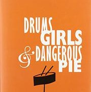 book cover Drums, Girls & Dangerous Pie