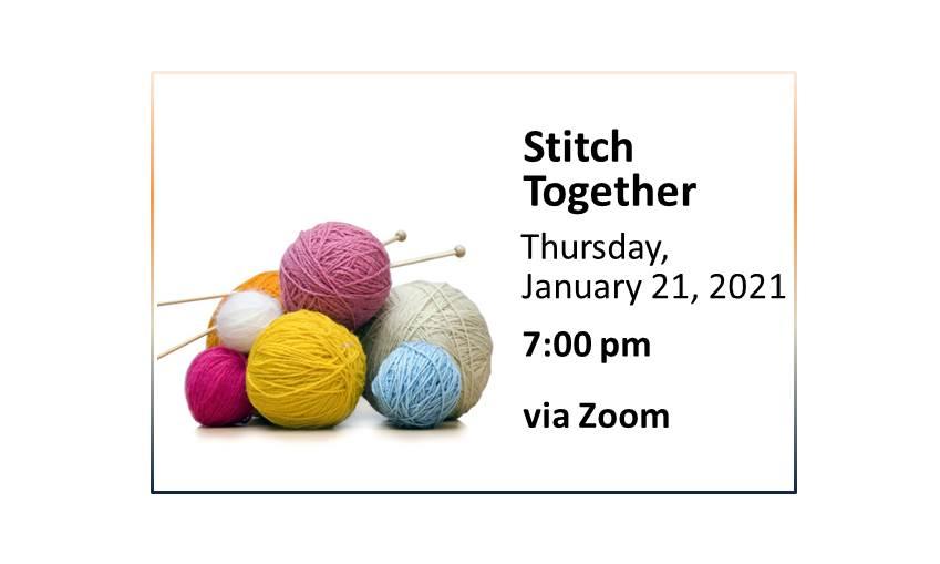 210121 Stitch Together