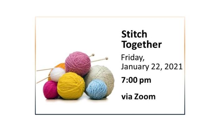 210122 Stitch Together