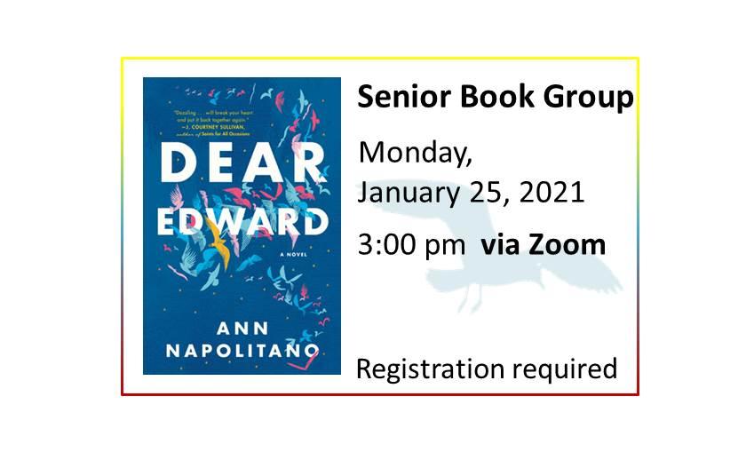 Senior Book Club event