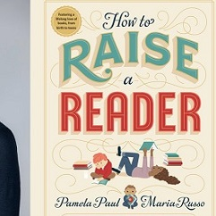 "Book Jacket ""How to Raise a Reader"""
