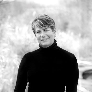 black and white photo of Martha Handler