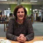 Jane Rothschild New Teen Librarian