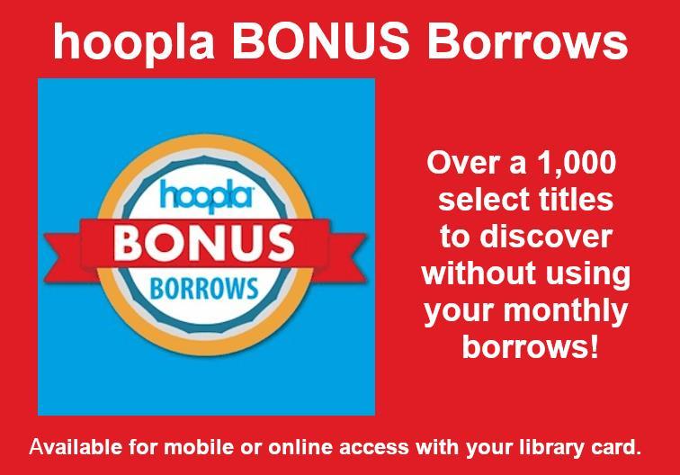 bonus borrows does not decrease monthly borrows