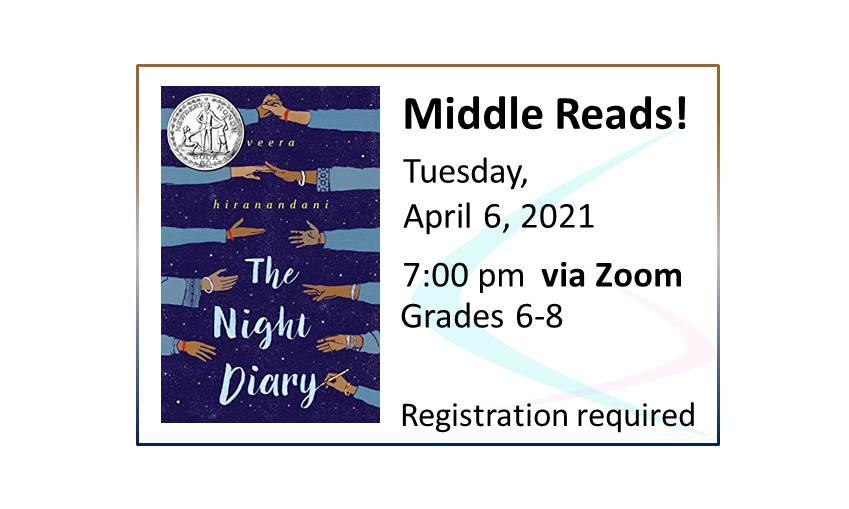 210511 Middle Reads Zoom Event - The Night Diary