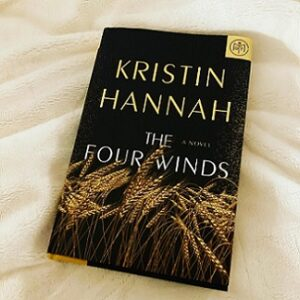 Book Jacket of The Four Winds, by Kristin Hannah