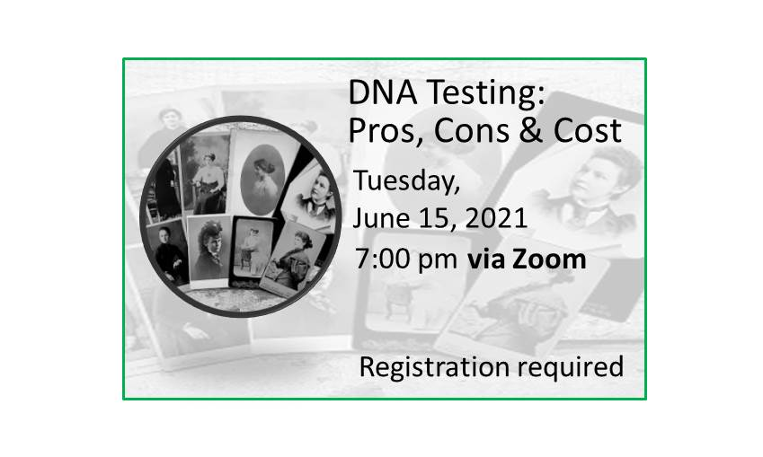 210615 DNA Testing Companies Pros & Cons