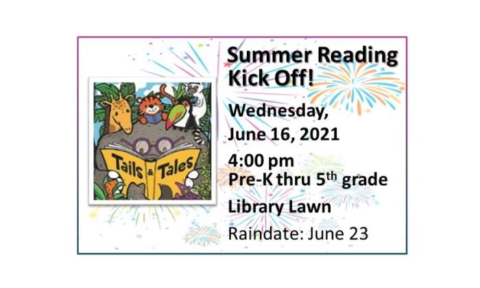210616 Kids Summer Reading Kickoff