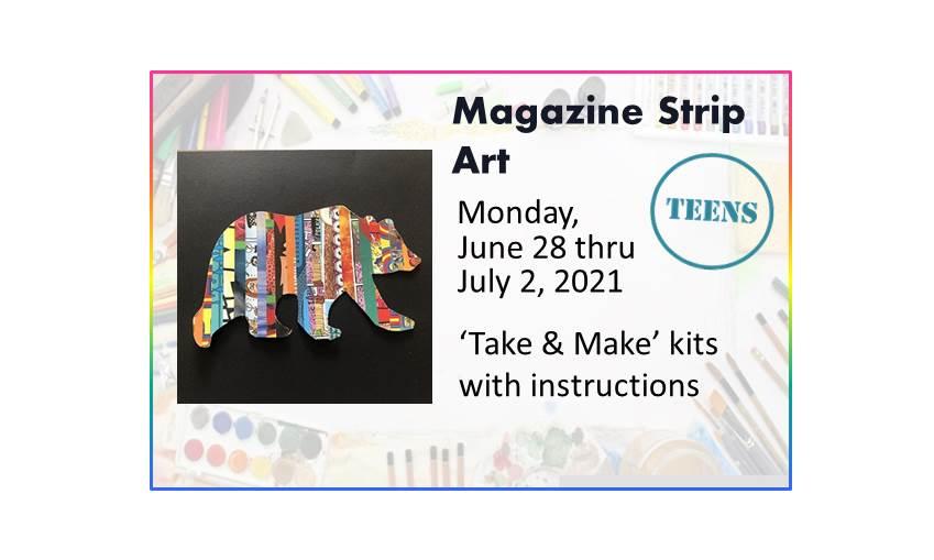210628 Magazine Strip Art