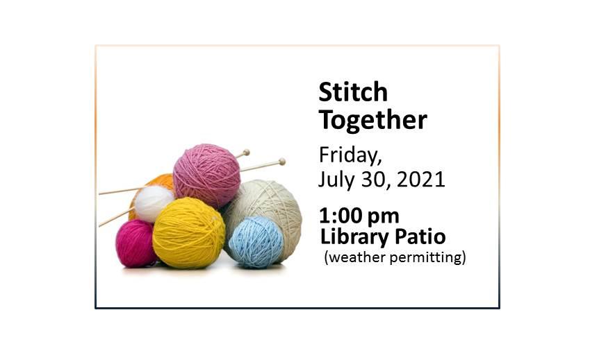210730 Stitch Together