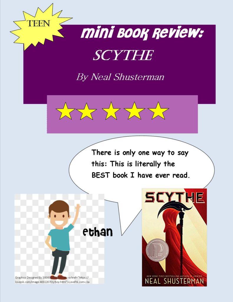 Mini Book Review Scythe