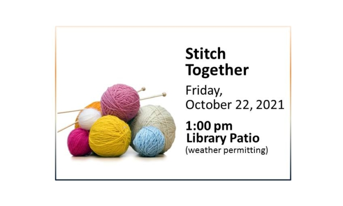 211022 Stitch Together at 1:00